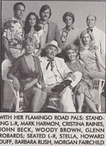 Stella and the Flamingo Road cast.