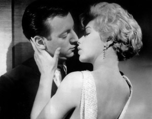 Stella and Bobby Darin in Too Late Blues.