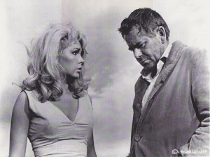 Stella and Glenn Ford in Rage