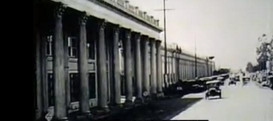 MGM studios in 1925.