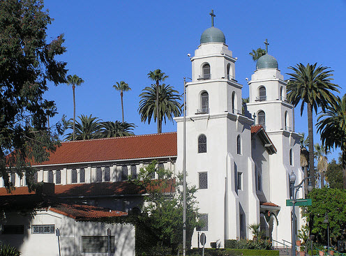 Church of the Good Shepherd, 505 N. Bedford Drive, Beverly Hills.