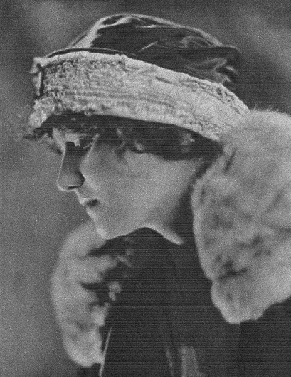 Gypsy O'Brien, early 1920s