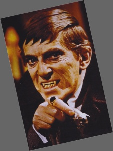 Barnabus Collins, one of my first childhood heroes.