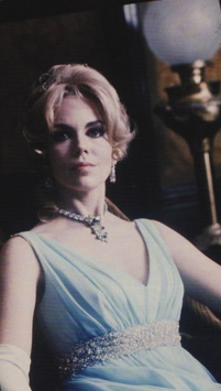 I also thought that Angelique (Lara Parker) was about the prettiest woman I had ever seen.