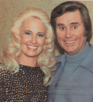 George and Tammy in better days.