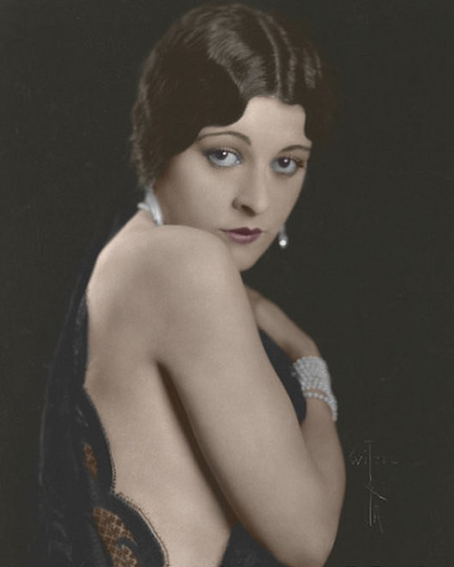 The sultry Madeline Hurlock