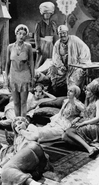 Madeline in A Harem Knight (1926)