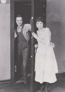 With Douglas MacLean in Passing Thru (1921)
