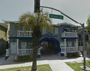 Ethel Ritchie lived at 1078 E. Ocean Avenue in Long Beach in 1916 while working for Balboa