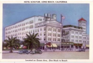 Hotel Schuyler, Long Beach