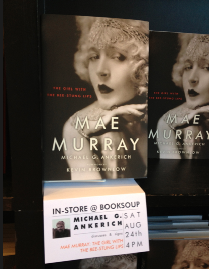 Michael and Mae at BookSoup