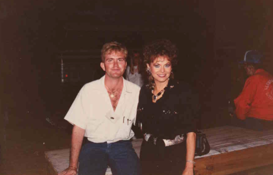 Michael and Jeannie