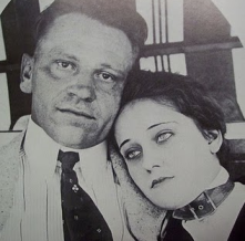Wallace Beery and Gloria Swanson