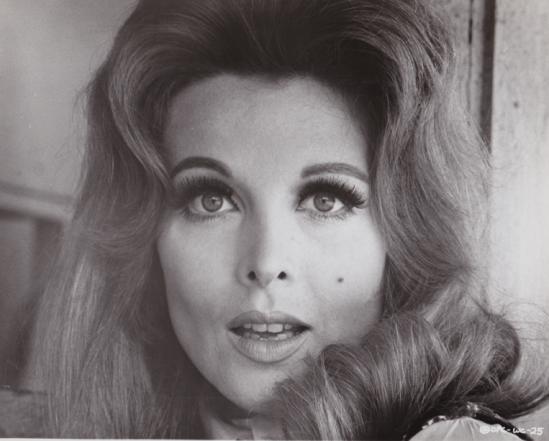 The gorgeous Tina Louise
