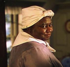 Hattie McDaniel as Mammy