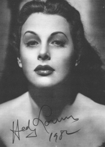 Hedy Lamarr, the most beautiful woman in Hollywood?