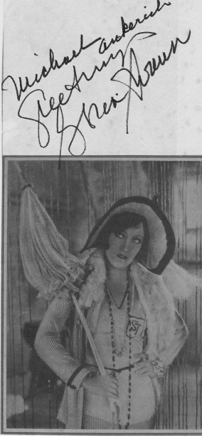 Gloria Swanson in Sadie Thompson
