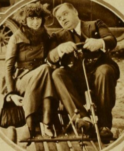 Viora and Fatty Arbuckle in The Life of the Party