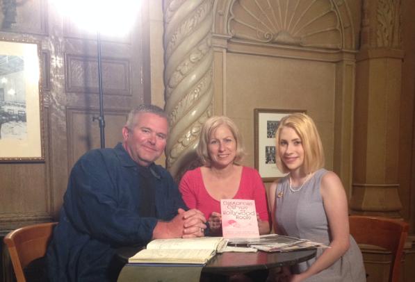 Michael, Theresa, and Amy