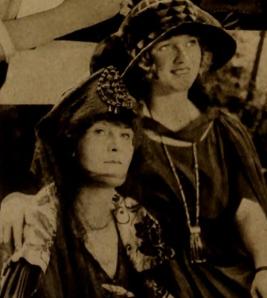 Mamma and Mary