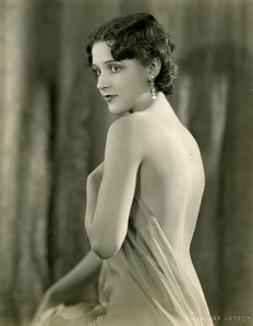 A Sally Phipps glamour portrait