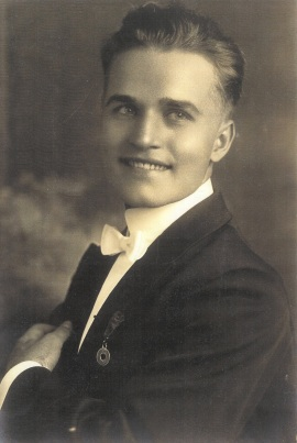 Sally's father, Albert E. Bogdon